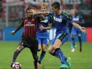 AC Milan – Sassuolo: Kịch bản không tưởng