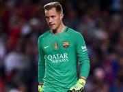 Bóng đá - Barca gục ngã, Enrique bảo vệ tội đồ Stegen
