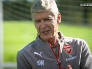 Wenger tự tin vô địch, tin Sanchez ngang cơ Suarez