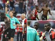 Bóng đá - Balotelli bị đuổi sau 6 phút lập siêu phẩm