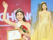 Hoa khôi sinh viên Hà Nội 2016 đã tìm ra chủ nhân mới