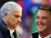 Bóng đá - MU: Mourinho đang tệ hơn Van Gaal 1 năm trước