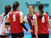 Thể thao - Lịch thi đấu bóng chuyền nữ Quốc tế VTV Cup 2016