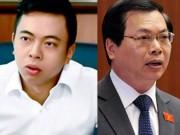Tin tức trong ngày - Báo cáo Thủ tướng việc bổ nhiệm con trai ông Vũ Huy Hoàng