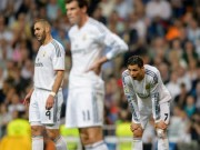 """Bóng đá - Real: Tam tấu """"BBC"""" rệu rã & cơn đau đầu của Zidane"""