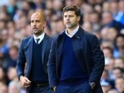 Bóng đá - Pep thua Pochettino: Man City không dễ xưng vương