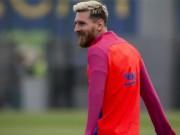 Bóng đá - Barca đón tin vui, Messi sắp trở lại