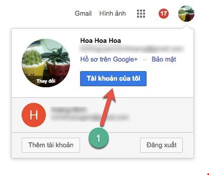 4 bước để xóa vĩnh viễn tài khoản Google - 1