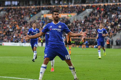 "Diego Costa: Tỏa sáng Chelsea vẫn ""thả thính"" Atletico - 1"