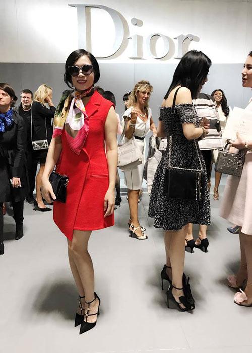 Từ Paris Fashion show 2017: Ma lực của thời trang - 1
