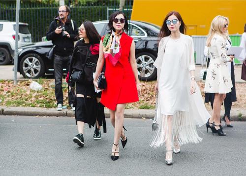 Từ Paris Fashion show 2017: Ma lực của thời trang - 3