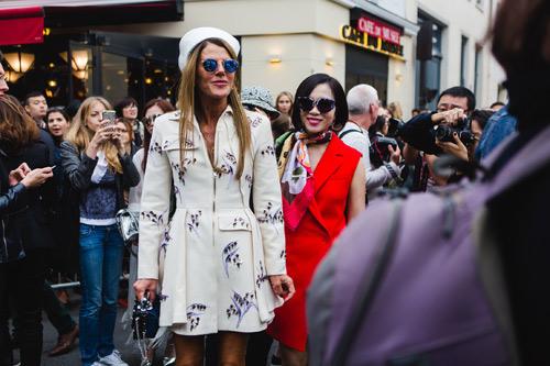 Từ Paris Fashion show 2017: Ma lực của thời trang - 6
