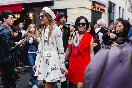 Từ Paris Fashion show 2017: Ma lực của thời trang - 7