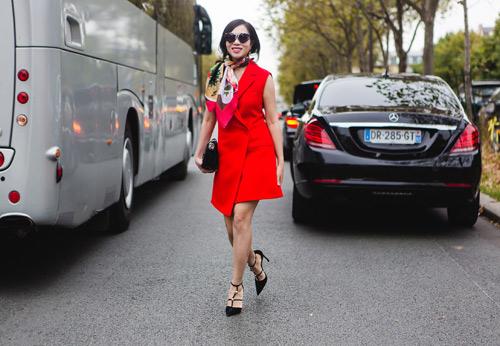 Từ Paris Fashion show 2017: Ma lực của thời trang - 9