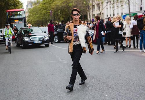 Từ Paris Fashion show 2017: Ma lực của thời trang - 11