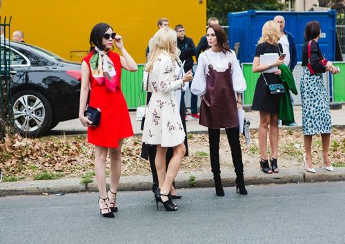 Từ Paris Fashion show 2017: Ma lực của thời trang - 5