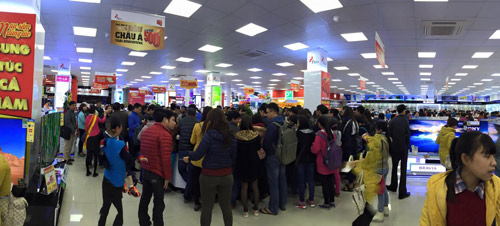 Nhà bán lẻ hàng đầu Việt Nam – không đạt lợi nhuận như kỳ vọng vẫn mở rộng - 2