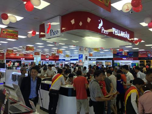 Nhà bán lẻ hàng đầu Việt Nam – không đạt lợi nhuận như kỳ vọng vẫn mở rộng - 1