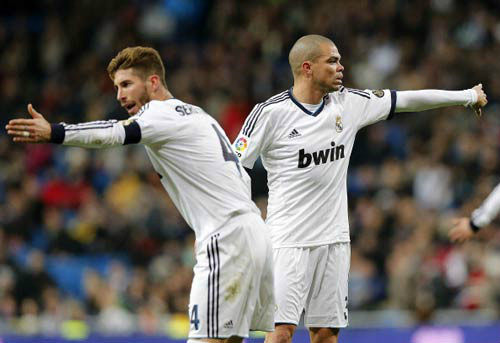 """Real sa sút: 5 """"bài toán khó"""" của Zidane - 3"""