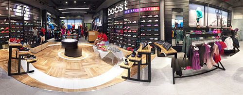 """""""Sao"""" nô nức dự khai trương cửa hàng adidas Royal lớn nhất miền Bắc - 7"""
