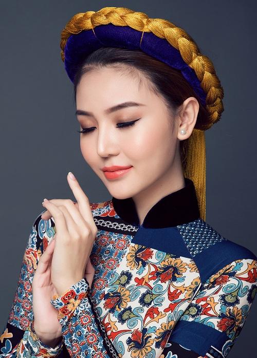Ngắm quốc phục của chân dài dự thi Miss Global Beauty Queen - 3