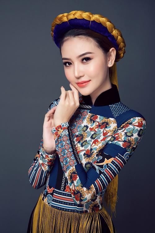 Ngắm quốc phục của chân dài dự thi Miss Global Beauty Queen - 4