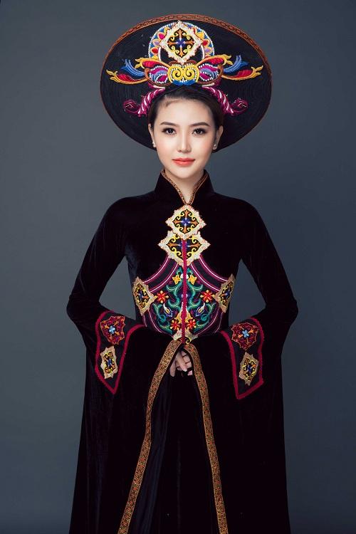Ngắm quốc phục của chân dài dự thi Miss Global Beauty Queen - 6