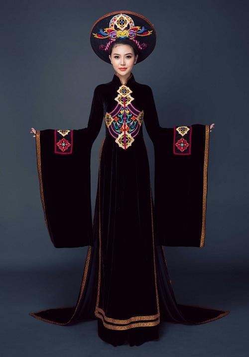 Ngắm quốc phục của chân dài dự thi Miss Global Beauty Queen - 7
