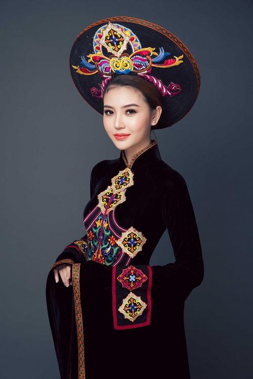 Ngắm quốc phục của chân dài dự thi Miss Global Beauty Queen - 8