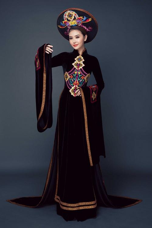 Ngắm quốc phục của chân dài dự thi Miss Global Beauty Queen - 9