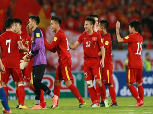 Đội tuyển Việt Nam rộng đường dự World Cup - 1