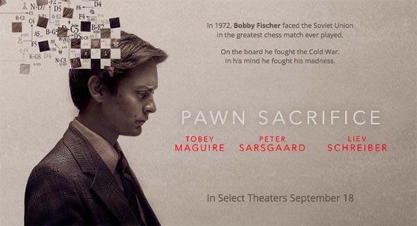 Trailer phim: Pawn Sacrifice - 1