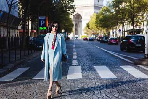 Từ Paris Fashion show 2017: Ma lực của thời trang - 12