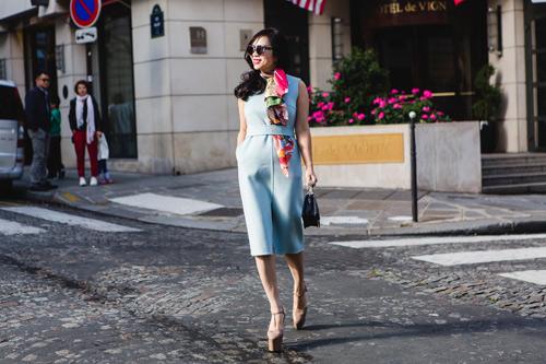 Từ Paris Fashion show 2017: Ma lực của thời trang - 14