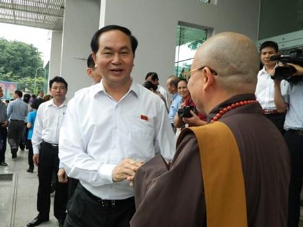 Chủ tịch nước: Trịnh Xuân Thanh trốn cũng không thoát - 1
