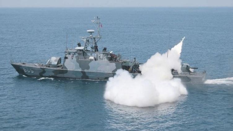 Indonesia tập trận hải quân lớn chưa từng có ở Biển Đông - 1