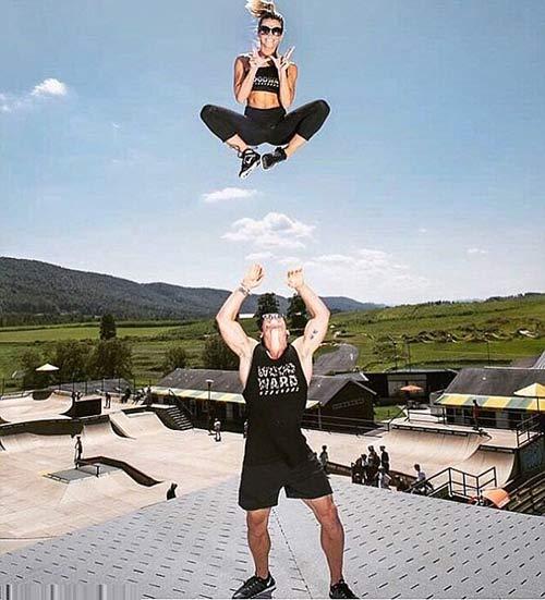 25 triệu lượt xem: Cặp đôi thể dục vi diệu nhất hành tinh - 3