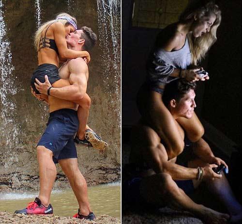 25 triệu lượt xem: Cặp đôi thể dục vi diệu nhất hành tinh - 2