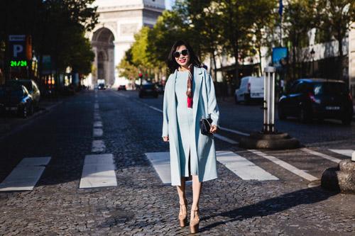 Từ Paris Fashion show 2017: Ma lực của thời trang - 13