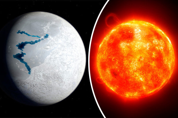 Trái đất có thể sắp trải qua tiểu băng hà giá lạnh - 2
