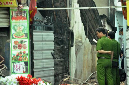 Tan hoang hiện trường vụ cháy tiệm cưới hỏi, 3 người tử vong - 8