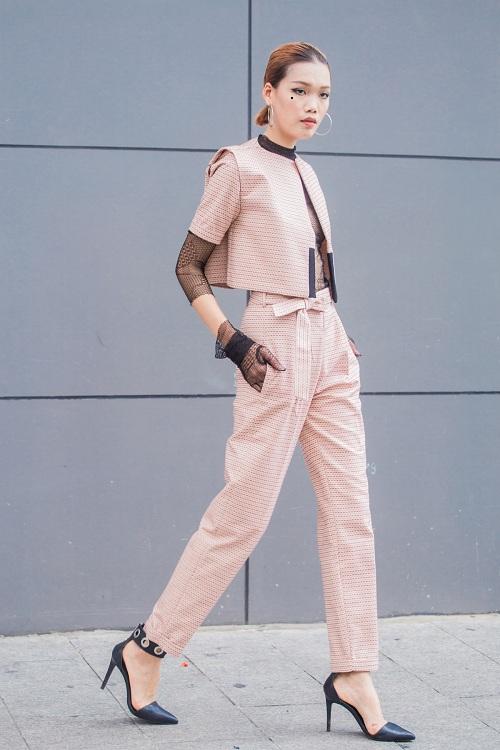 Mặc đẹp đến công sở như người mẫu Next Top Model - 5