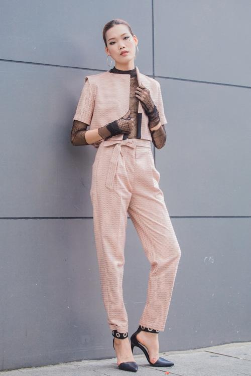 Mặc đẹp đến công sở như người mẫu Next Top Model - 6