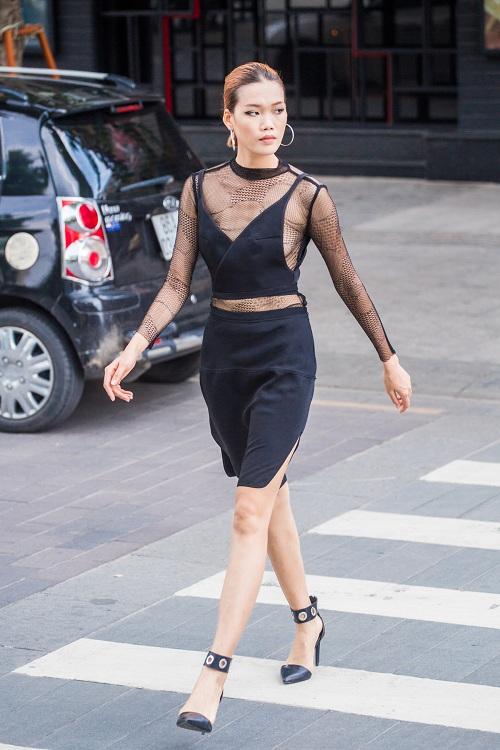 Mặc đẹp đến công sở như người mẫu Next Top Model - 9
