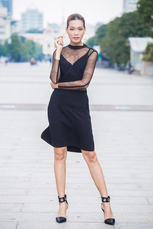 Mặc đẹp đến công sở như người mẫu Next Top Model - 10