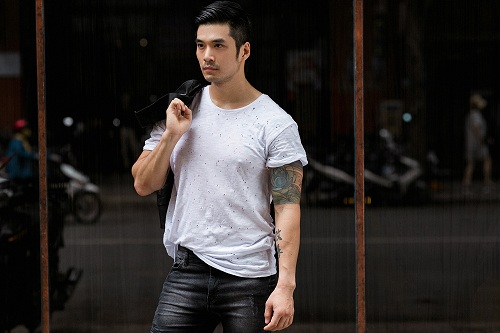 Tài tử Việt kiều diện style cực đỉnh hút hồn phái đẹp - 11