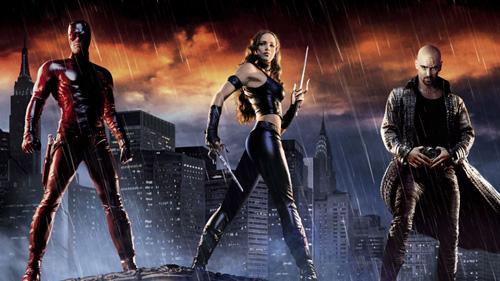 Video: Cận cảnh khả năng siêu nhãn lực của anh hùng Daredevil - 1