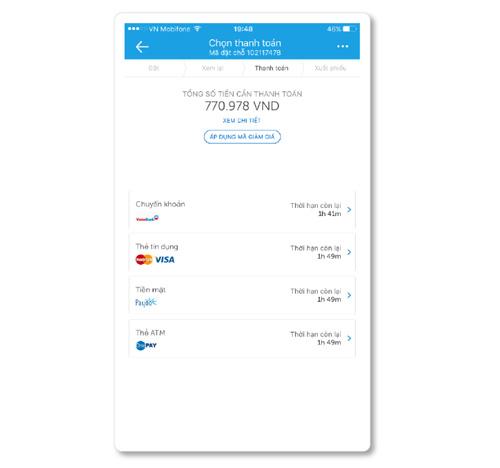 Thanh toán đặt chỗ trực tuyến trên traveloka - nhanh chóng & an toàn tuyệt đối! - 1