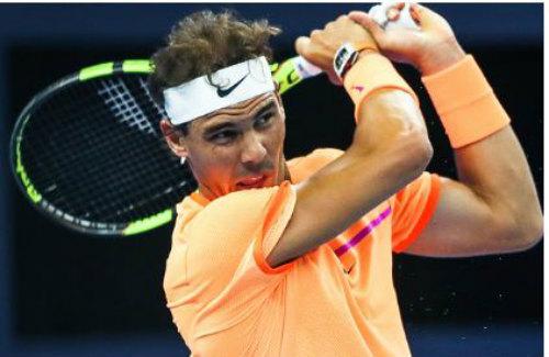 Nadal – Lorenzi: Quá nhanh, quá nguy hiểm (V1 China Open) - 1