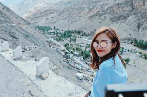 Bạn gái tin đồn khoe ảnh du lịch cực đẹp với Tiến Đạt - 5